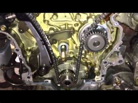 nissan murano timing chain problems nissan 3 5l timing chain update