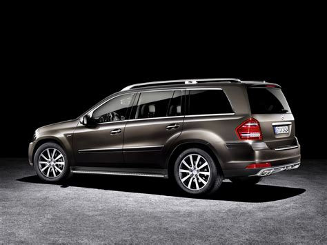 mercedes furthers grand edition franchise with new gl