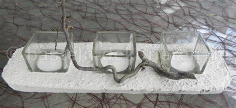 Kerzenhalter Beton by Kerzenhalter Aus Beton Basteln Und Dekorieren