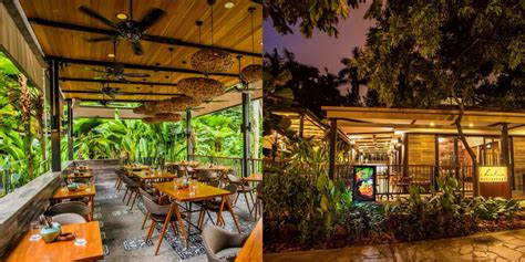 10 Most Romantic Restaurants In Singapore Halia Botanic Gardens Review