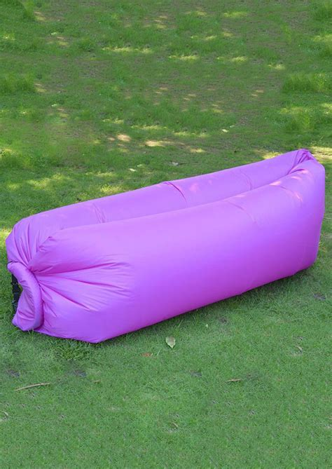 airbag under couch inflatable lazy air sleeping bag beach sofa chicgrace