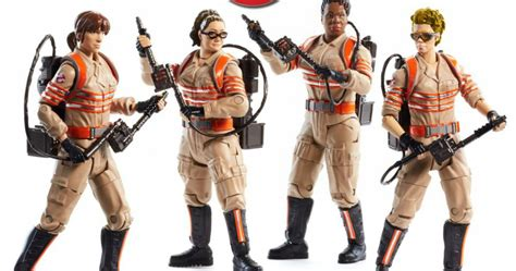 ghostbusters figures new ghostbusters toys revealed movieweb