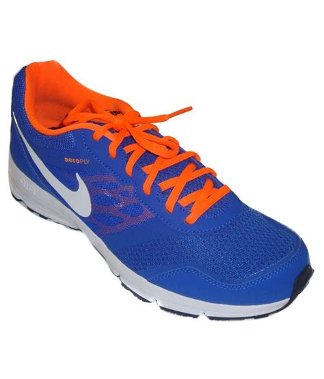 sport shoes air nike air relentless 4msl sport shoes blue buy nike air