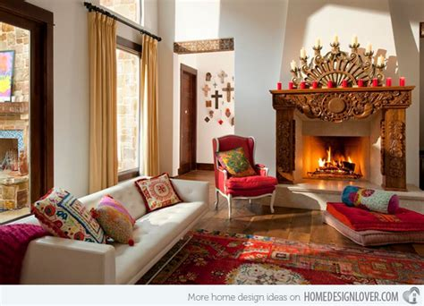 mexican living room 15 beautiful living room interior design ideas home