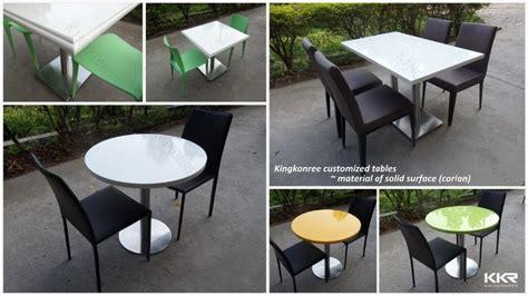 alimentaire cour table et chaises mcdonald de table