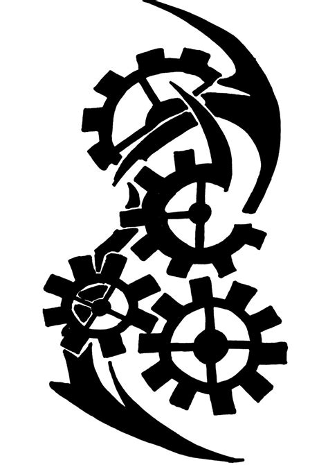 gear tattoo designs gear tattoos designs ideas and meaning tattoos for you