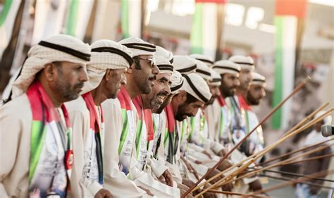 who celebrates s day concerts sales and parades uae celebrates 45th national
