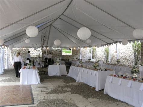 How To Decorate A Tent For A Wedding Reception by Jalissa S Dramatically Draped Tent For A Wedding