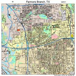 map of farmers branch farmers branch map 4825452