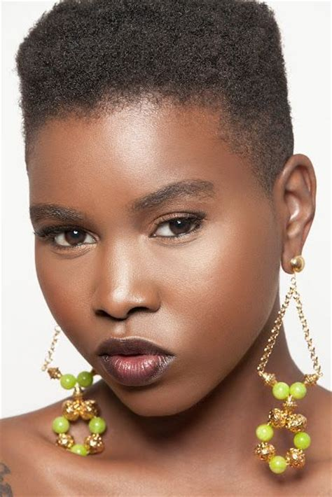 tapered cuts for black women 1099 best tapered natural hair styles images on pinterest
