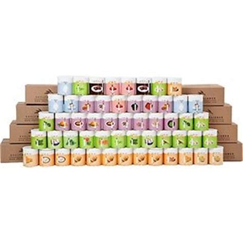 Thrive Shelf Reliance shelf reliance thrive 3 month 2 person food supply 2 548