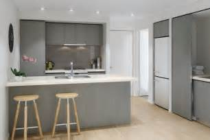 ordinary What Color To Paint Walls With White Kitchen Cabinets #8: Sanctum+Apartments+-+Kitchen_Cool+Scheme.jpg