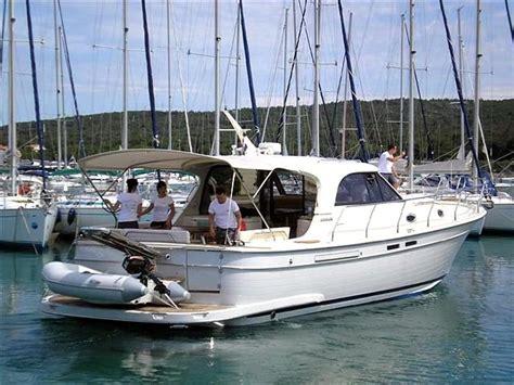 motorboot charter kroatien adriana 44 motorbootcharter kroatien
