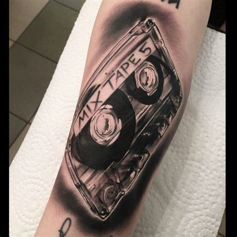 cassette tattoos askideas