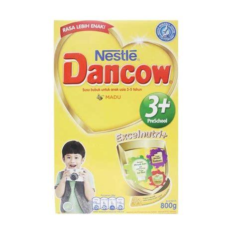 Dancow 3 Tahun Jual Dancow 3 Madu Formula 800 G Harga