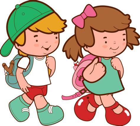 Imagenes De Niños Escolares Animadas | imagenes de ni 241 os ni 241 as animadas imagui