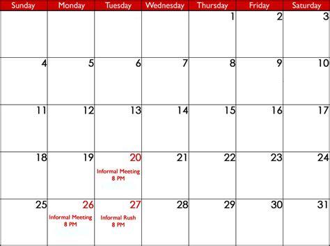 Calendario Julio 2009 January 2009 Calendar