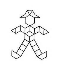 scarecrow activities free scarecrow pattern blocks