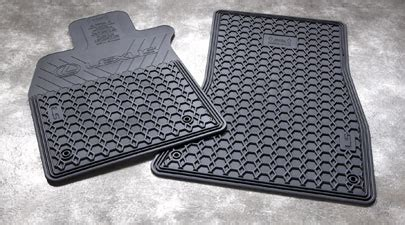 Is300 All Weather Floor Mats by Lexus Parts World