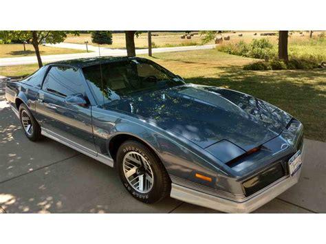 Trans Am Pontiac by 1984 Pontiac Firebird Trans Am For Sale Classiccars