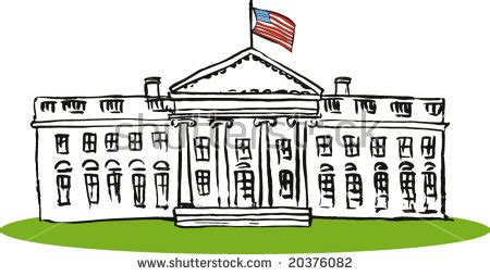 email the white house the us white house stock vector illustration 20376082 shutterstock