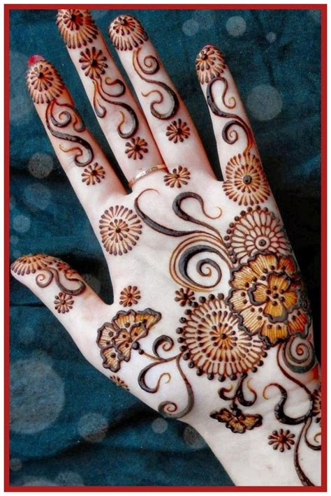 pattern design competition 2018 13 dilkash mehndi designs 2018 with easy pattern