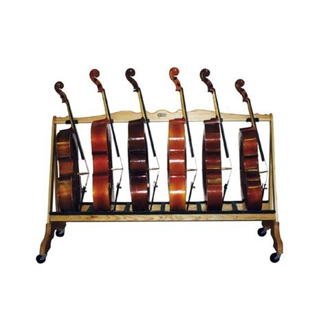 Cello Rack by Sherrard Roll Away Rack Cello Instrument Stand Southwest