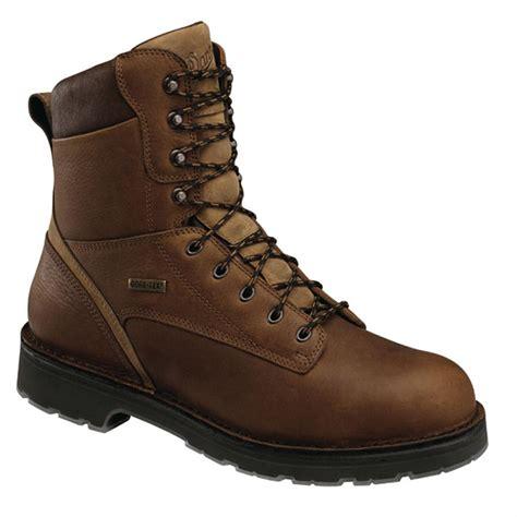 danner steel toe boots s danner 174 workman tex 174 steel toe 8 quot boots