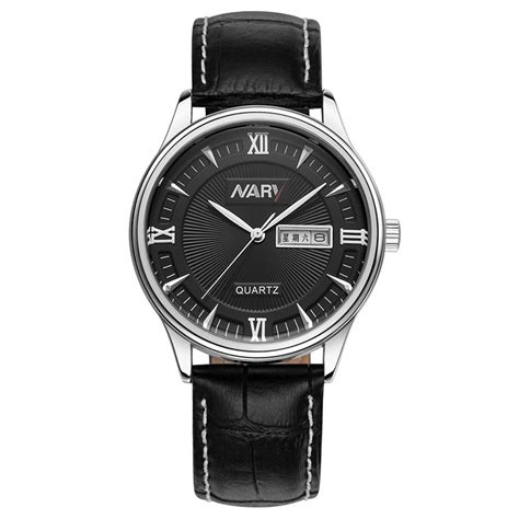 Jam Tangan Dw Leather Kulit Black 1 nary jam tangan analog kulit 5400 black silver jakartanotebook