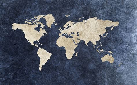 World Map Wall by World Map Wallpapers Wallpaper Cave