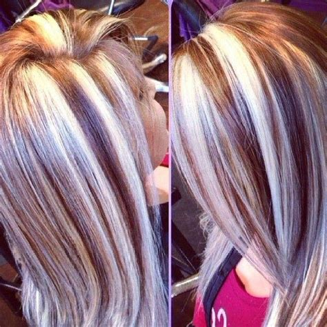 hairstyles with thick highlights 15 collection of long hairstyles highlights and lowlights