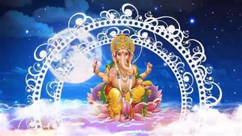 Avi Wedding Animation by Ganesha Background Animated Free Downloads