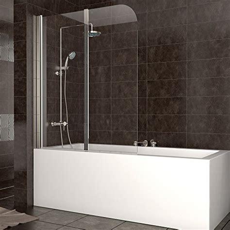 wannen duschwand duschabtrennung badewanne duschwand badewannenfaltwand