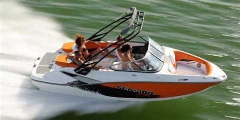 sea doo jet boat types types of powerboats and their uses boatus