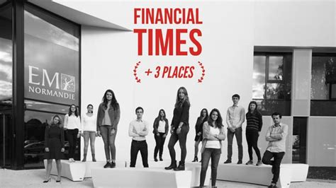 Em Normandie Mba by Financial Times 2016 Ranking Of 90 European Business