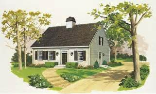 Cape Cod House Plan by House Plans Designs Floor Plans House Building Plans
