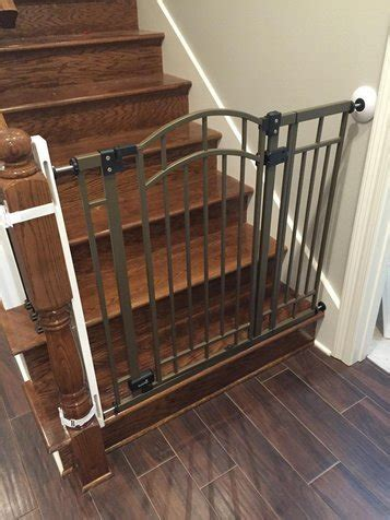 baby gate banister mount top 4 baby gate banister adapter kit 2018 reviews
