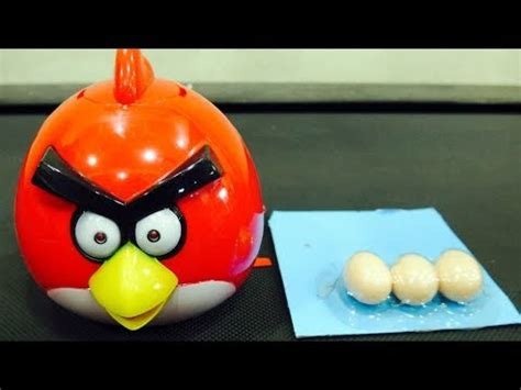 Mainan Anak The Lay Egg Hen unboxing angry bird will lay eggs unboxing mainan