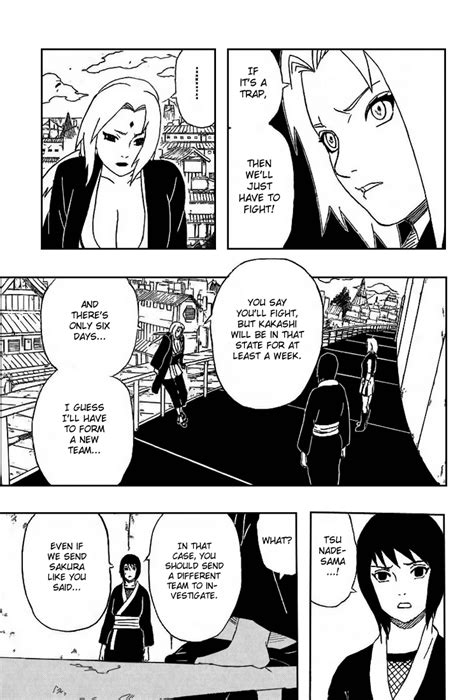 narutobase net kakashi can hold his own vs akatsuki page 6