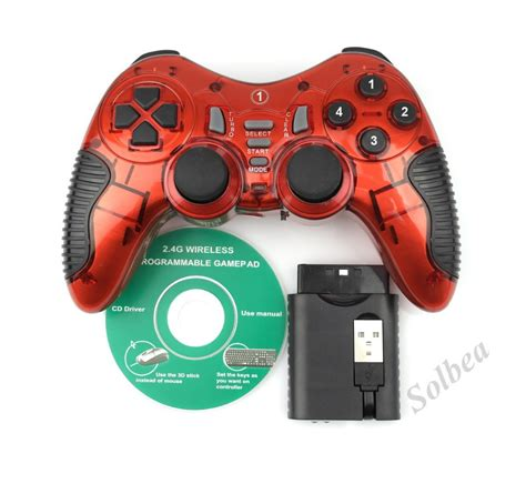Gamepad Wireless Single 3 In 1 Turbo Mtech Pc Ps2 Ps3 image gallery turbo gamepad 3