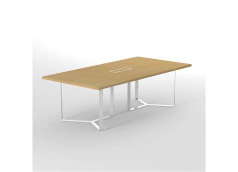 Small Boardroom Table Plana Circular Meeting Table