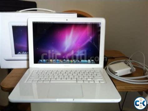 Laptop Apple A1342 laptop mac book 256gb clickbd