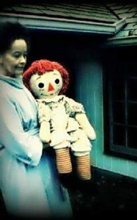 annabelle doll original story annabelle just how real is the true story of the