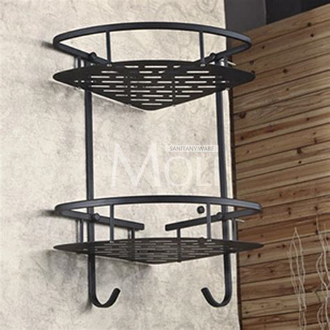 Rubbed Bronze Corner Shower Shelf by Cheap Rubbed Bronze Corner Basket Wall Mounted