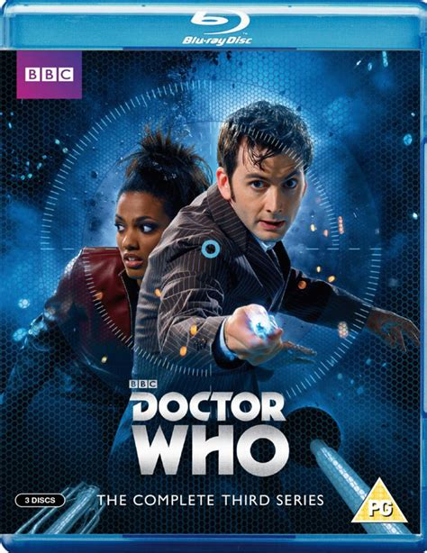Doctor Who Season Two The Review by Doctor Who Series 3 Uk Release Merchandise