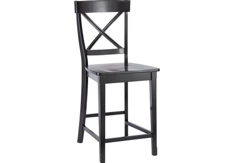 black bar stools counter height brynwood black counter height stool barstools colors