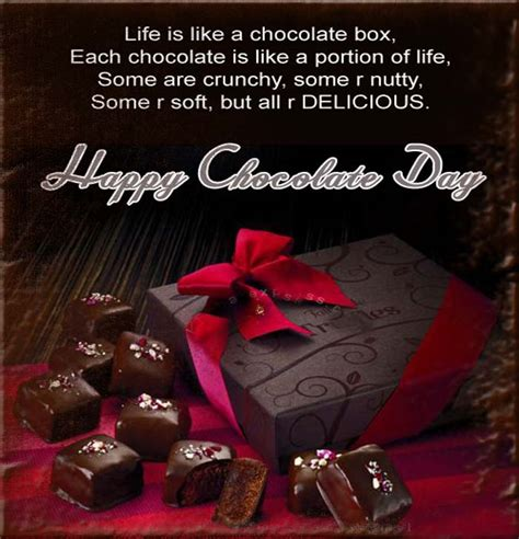 coklat day wallpaper happy chocolate day