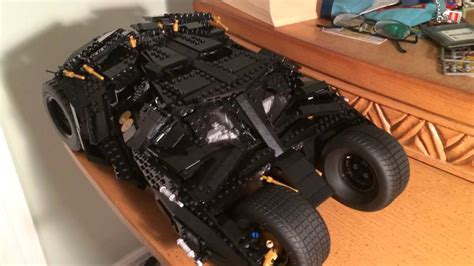 Sale Lego The Tumbler 76023 lego heroes the tumbler ucs set 76023 review