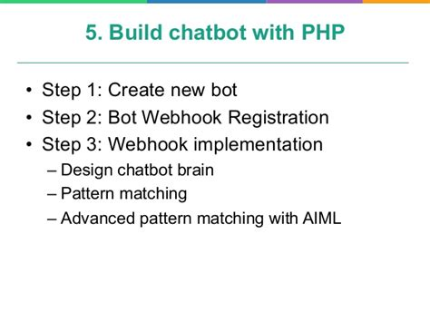 pattern aiml chatbot in sale management