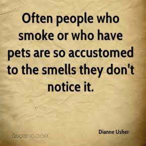 Usher Wants To Make You Smell by Dianne Usher Quotes Quotehd